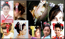 KANZASHI Photo Gallery