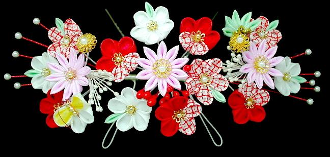 花かんざし 天飾り