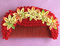hanagushi comb