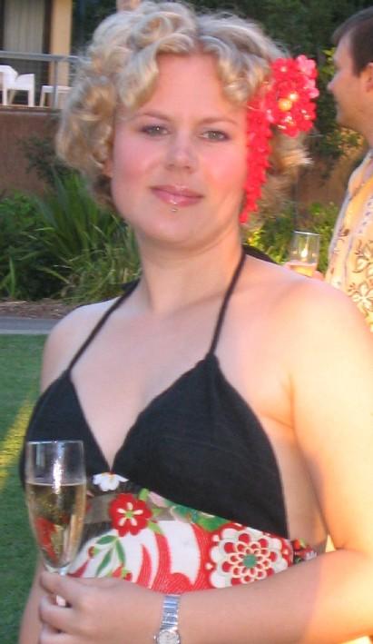 Obi Style Dress Australia