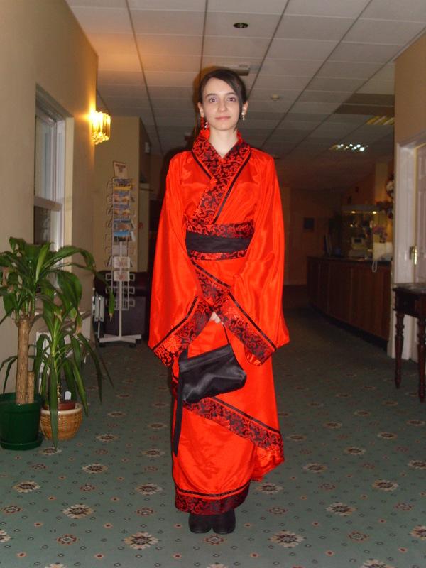 Kimono Costume United Kingdom