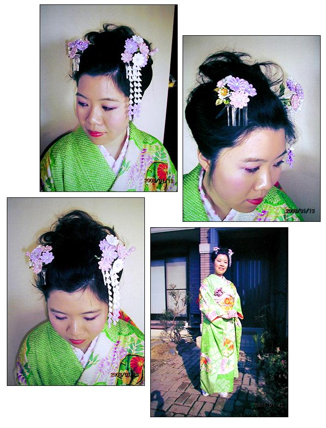 成人式 摩耶の花かんざし k-12-03
