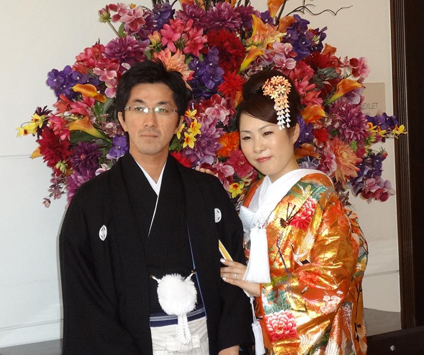 婚礼 摩耶の花かんざし k-10-04