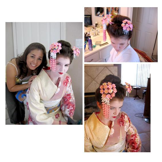Kimono Costume United States