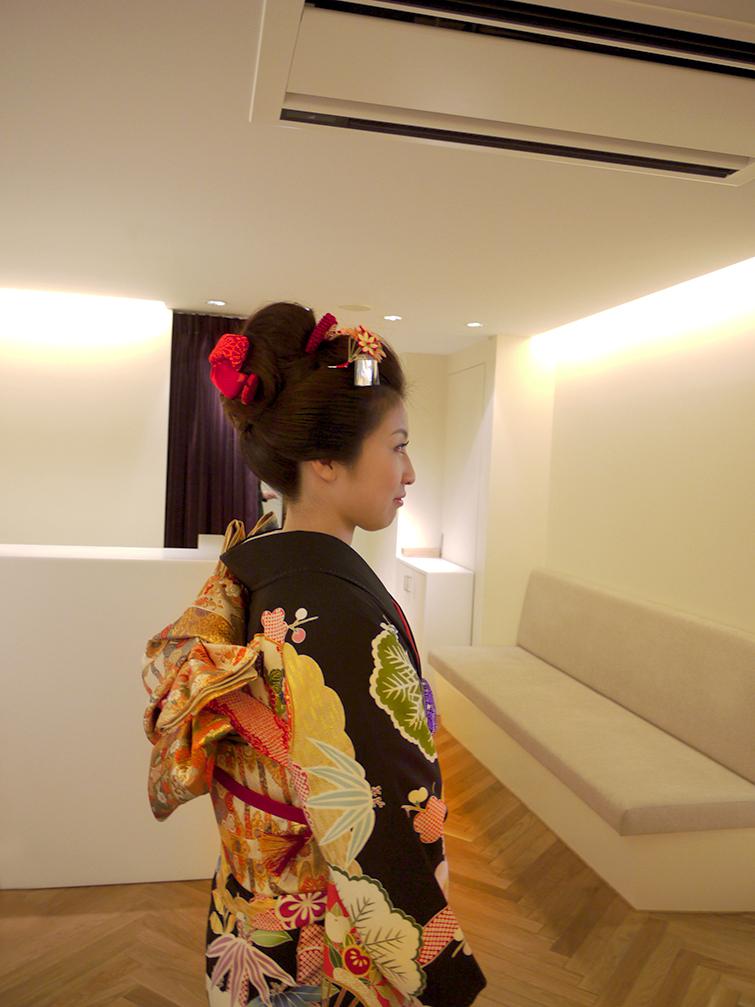 成人式 摩耶の花かんざし k-10-04, c-08, 手柄赤 tegara red, etc